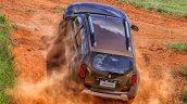 2015 Renault Duster facelift rear Brazil