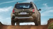 2015 Renault Duster facelift taillight Brazil