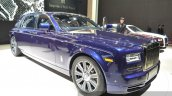 2015 Rolls Royce Phantom Limelight Collection front three quarter at the Auto Shanghai 2015