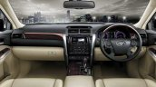 2015 Toyota Camry interior official image