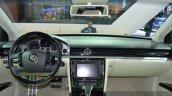 2015 Volkswagen Phaeton dashboard at Auto Shanghai 2015