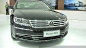 2015 Volkswagen Phaeton grille at Auto Shanghai 2015