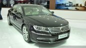 2015 Volkswagen Phaeton front three quarter at Auto Shanghai 2015