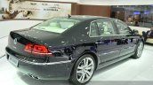2015 Volkswagen Phaeton rear three quarter at Auto Shanghai 2015