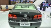 2015 Volkswagen Phaeton rear at Auto Shanghai 2015