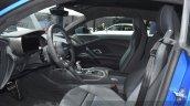 2016 Audi R8 V10 Plus front seats at Auto Shanghai 2015