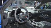 2016 Audi R8 V10 Plus interior at Auto Shanghai 2015