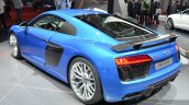 2016 Audi R8 V10 Plus rear three quarter at Auto Shanghai 2015