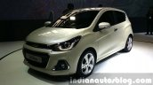 2016 Chevrolet Spark front three quarter at the Seoul Motor Show 2015