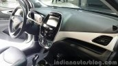2016 Chevrolet Spark interior at the Seoul Motor Show 2015