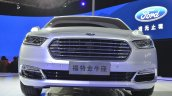 2016 Ford Taurus front at Auto Shanghai 2015