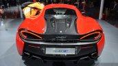 2016 McLaren 540C rear at the Auto Shanghai 2015