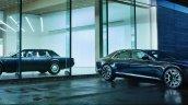 Aston Martin Lagonda Taraf front three quarters right