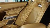 Aston Martin Lagonda Taraf rear seat