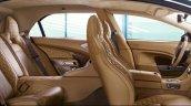Aston Martin Lagonda Taraf seating