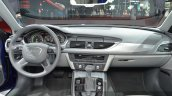 Audi A6 L e-tron dashboard at Auto Shanghai 2015
