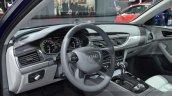 Audi A6 L e-tron driver side at Auto Shanghai 2015