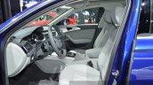 Audi A6 L e-tron front seats at Auto Shanghai 2015