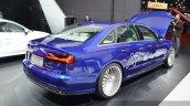 Audi A6 L e-tron rear angle at Auto Shanghai 2015