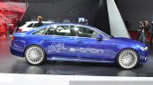 Audi A6 L e-tron side at Auto Shanghai 2015