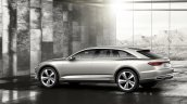 Audi Prologue allroad concept rear quarter