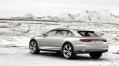 Audi Prologue allroad concept rear quarters