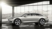Audi Prologue allroad concept side