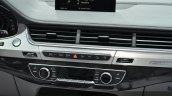 Audi Q7 e-tron 2.0 TFSI quattro center console at Auto Shanghai 2015