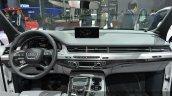 Audi Q7 e-tron 2.0 TFSI quattro dashboard at Auto Shanghai 2015