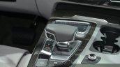 Audi Q7 e-tron 2.0 TFSI quattro gear selector at Auto Shanghai 2015