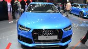 Audi RS7 front at Auto Shanghai 2015