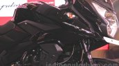 Bajaj Pulsar AS 150 black color