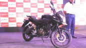 Bajaj Pulsar AS 150 front three quarter