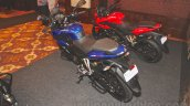 Bajaj Pulsar AS 150 rear quarter