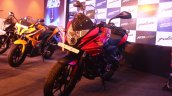 Bajaj Pulsar AS 200 Launched In Pune Left Front Three Quarters