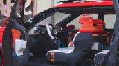 Citroen Aircross Concept interior at Auto Shanghai 2015