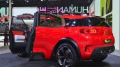 Citroen Aircross Concept rear three quarter at Auto Shanghai 2015