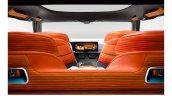 Citroen Aircross concept official image cabin