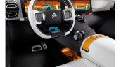 Citroen Aircross concept official image dashboard