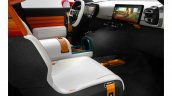 Citroen Aircross concept official image detachable display