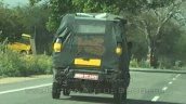 Eicher-Polaris Flexituff spied
