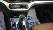 Haval H6 Coupe center console