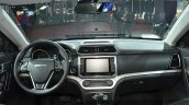 Haval H6 Coupe dashboard at Auto Shanghai 2015