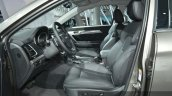 Haval H6 Coupe front seats at Auto Shanghai 2015