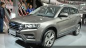 Haval H6 Coupe front three quarter at Auto Shanghai 2015
