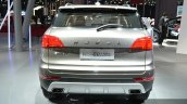 Haval H6 Coupe rear at Auto Shanghai 2015