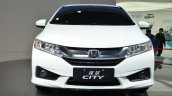 Honda City front at Auto Shanghai 2015