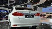 Honda City rear at Auto Shanghai 2015