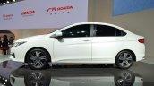 Honda City side at Auto Shanghai 2015