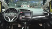 Honda Jazz dashboard at Auto Shanghai 2015